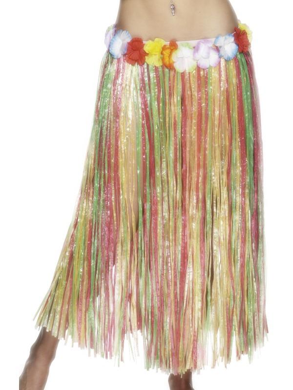 Havajská párty - Havajská sukně multi 79 cm