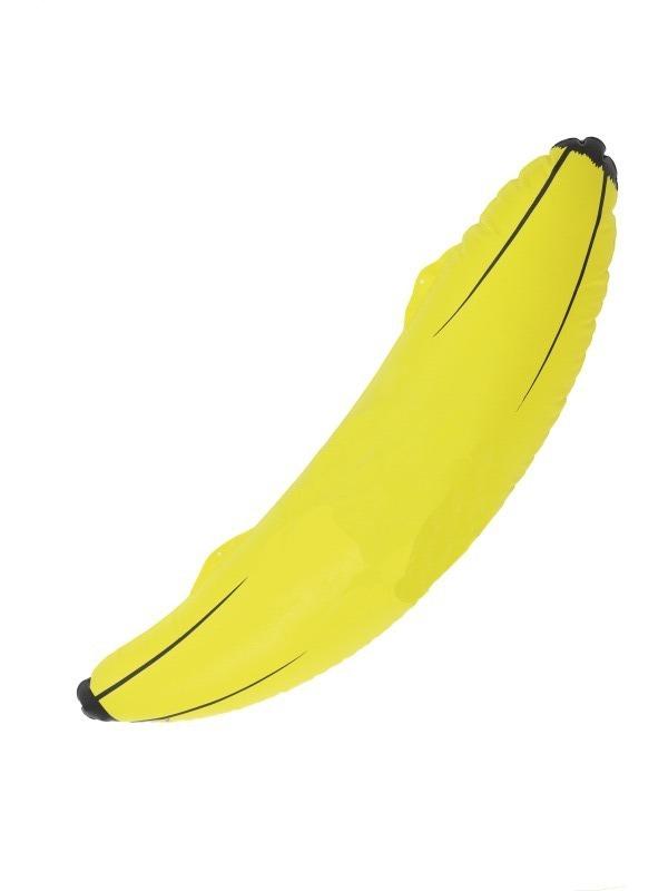 Havajská párty - Nafukovací banán 73 cm