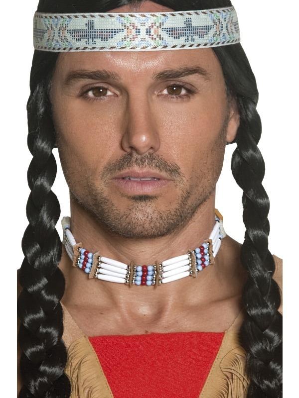 Indiáni - Indiánský obojek