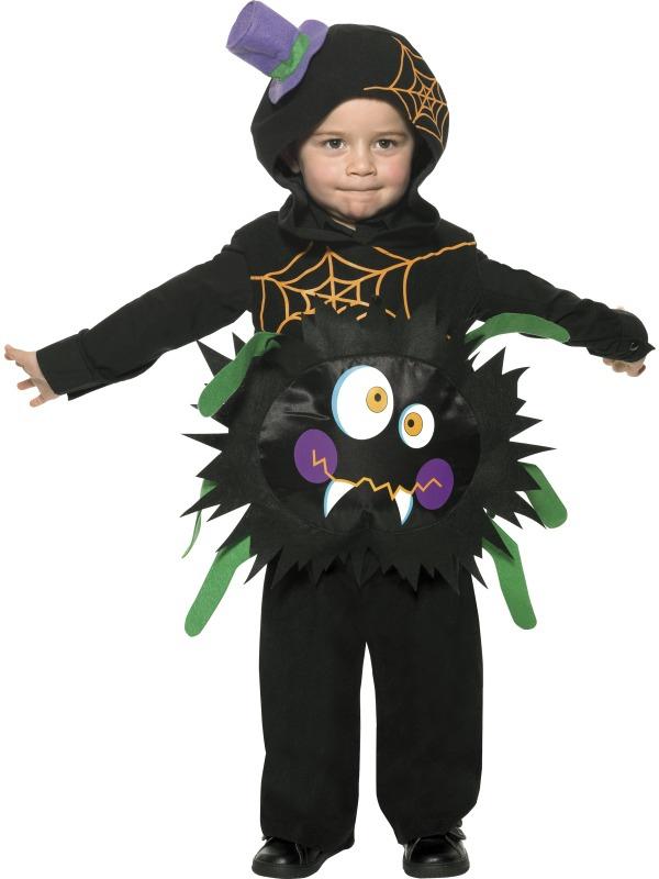 Kostýmy - Dětský kostým Pavouk