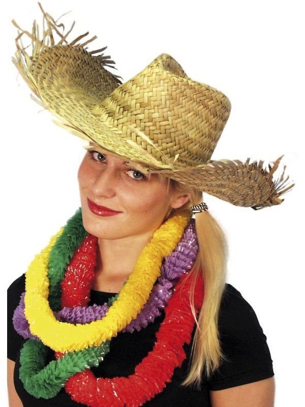 Havajská párty - Slamák Plážový havajský