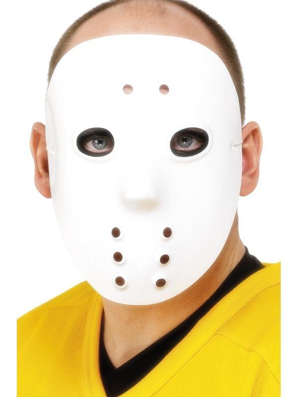 Masky - Plastová maska Hokejová