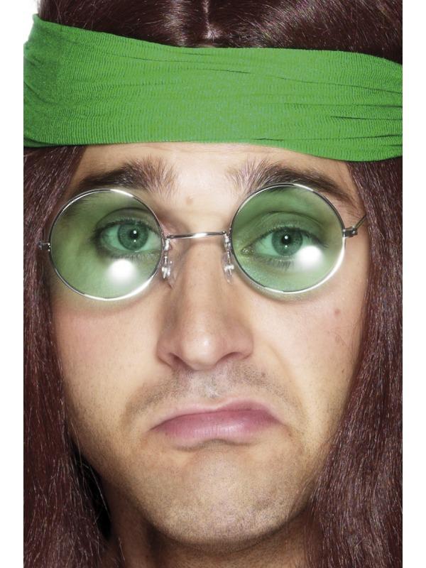 Hippie - Brýle Hippy kulaté