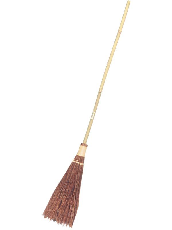 Čarodějnice - Koště pro čarodějnici 100 cm