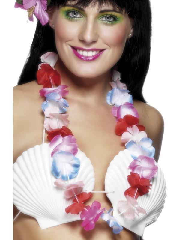 Havajská párty - Levný havajský věnec