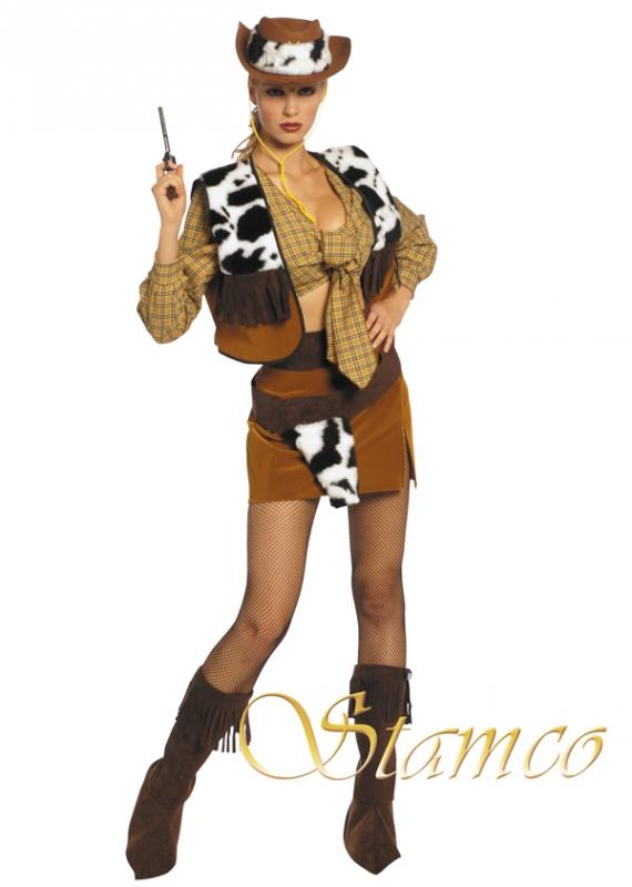 Kovbojové - Kostým Kovbojka I
