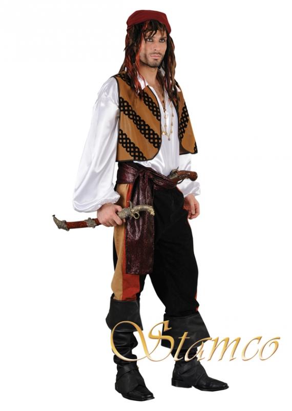 Piráti - Pánský kostým Pirát II