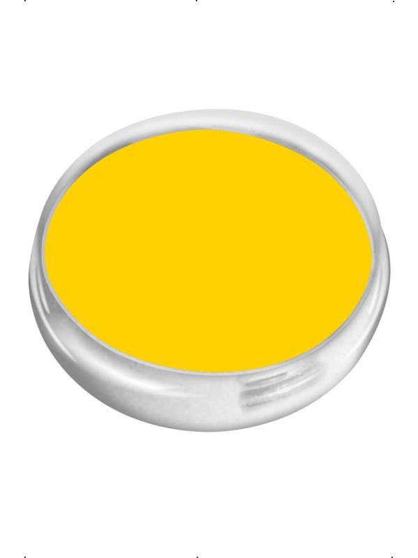Líčidla a kosmetika - Barva na obličej a tělo žlutá