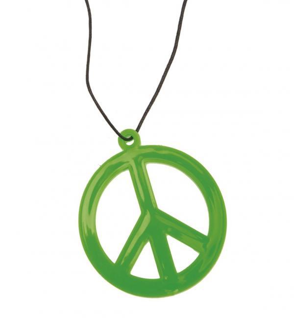 Hippie - Náhrdelník Hippie různé barvy