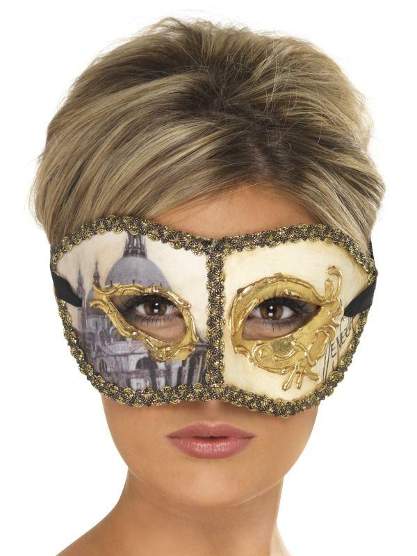 Masky - Škraboška Venice