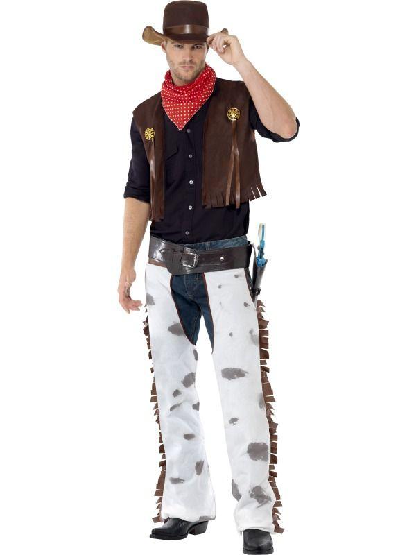 Kostýmy - Kostým Kovboj