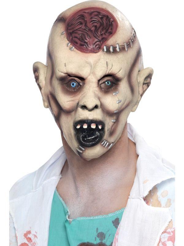 Masky - Maska Zombie s mozkem