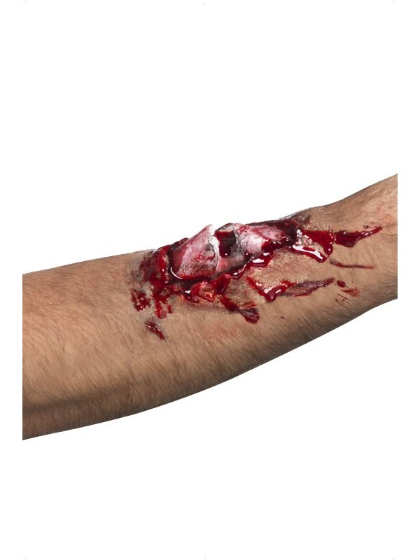 Líčidla a kosmetika - Zranění Zlomená kost