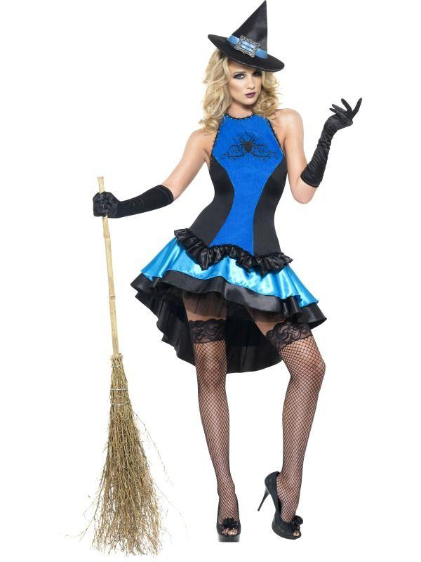 Čarodějnice - Kostým Sexy čarodějnice