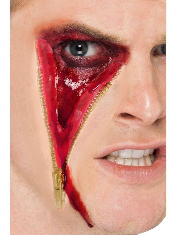 Líčidla a kosmetika - Zranění Zip