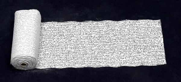 Líčidla a kosmetika - Sádrový pásek 8 x 300 cm