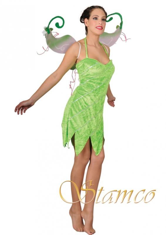 Kostýmy - Dámský kostým Tinkerbell