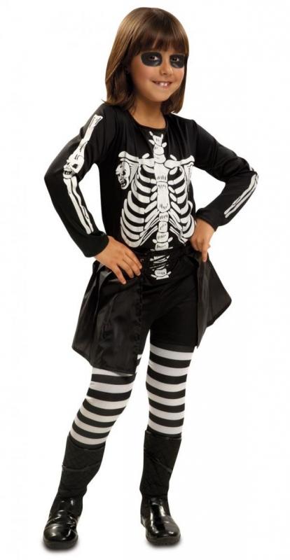 Kostýmy - Dětský kostým Kostlivka