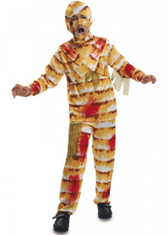 Kostýmy - Dětský kostým Mumie