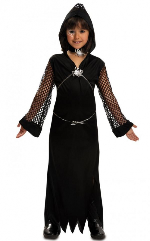 Kostýmy - Dětský kostým Černá vdova