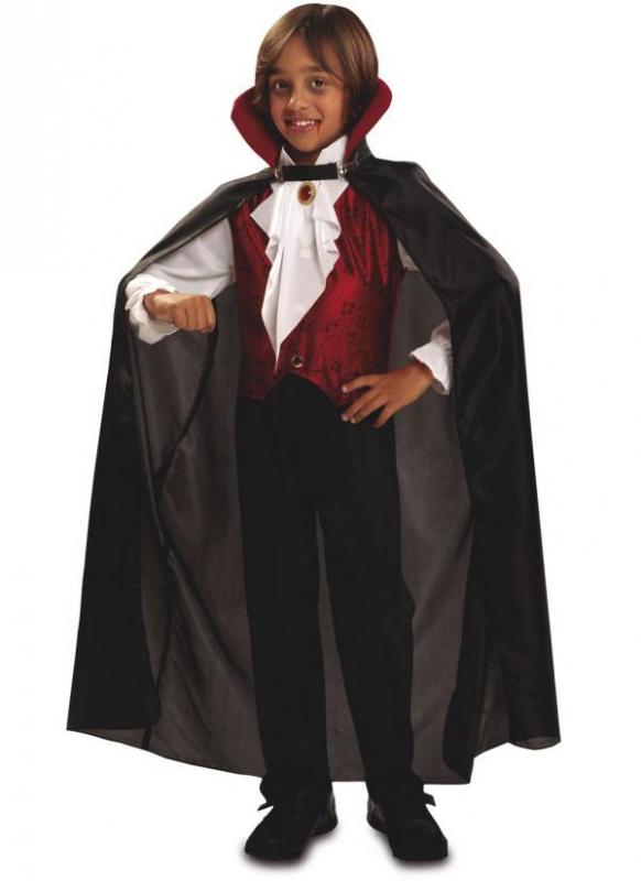 Kostýmy - Dětský kostým vampír