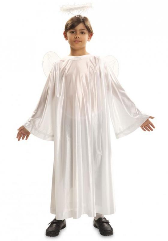 Mikuláš - Čert - Anděl - Dětský kostým Anděl