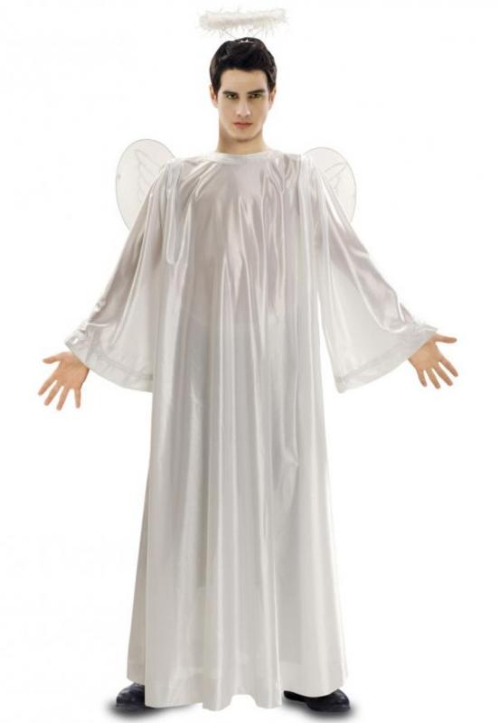 Mikuláš - Čert - Anděl - Kostým Anděl