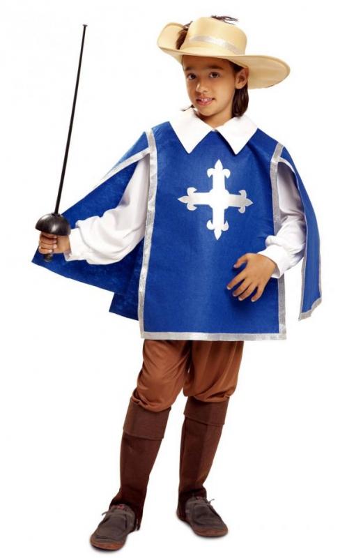 b6e4348ab28 Dětský kostým mušketýr - karnevalové masky - Levný karneval
