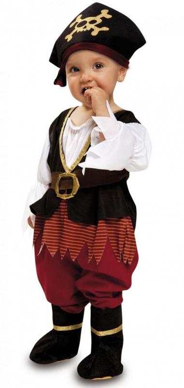 Dětský kostým Pirátka - Levný karneval a7704f8660