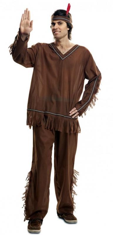 Indiáni - Kostým Indián