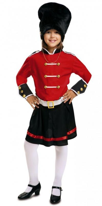 Kostýmy - Dětský kostým Britská garda