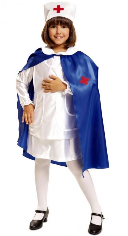 Dětský kostým Zdravotní sestřička - Levný karneval 596779829ec