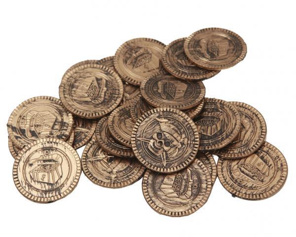 Piráti - Pirátské peníze
