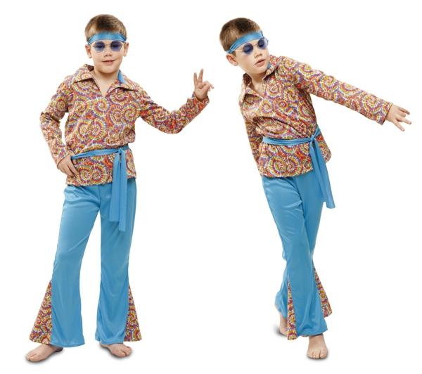 Hippie - Dětský kostým Hippiesák