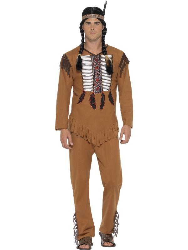 Kostýmy - Kostým Indián