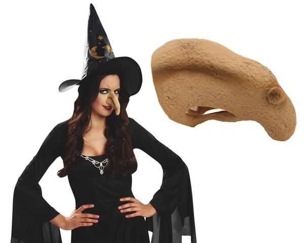 Čarodějnice - Čarodějnický nos