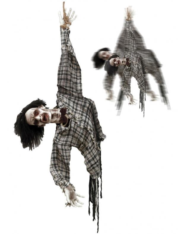 Karnevalové doplňky - Strašidlo zombie