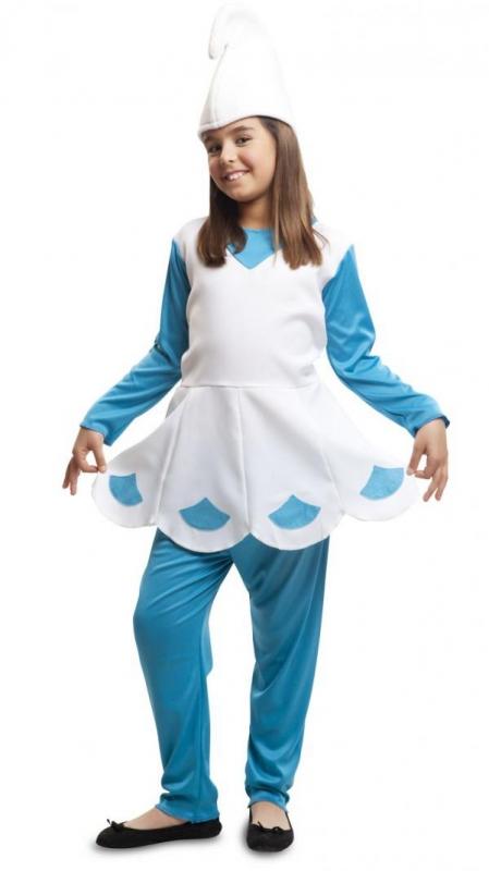 Kostýmy - Dětský kostým Šmoulinka