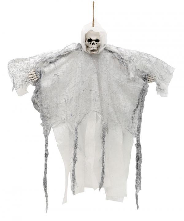 Halloween, strašidelné kostýmy - Strašidlo bílé