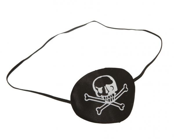 Karnevalové doplňky - Pirátská záslepka