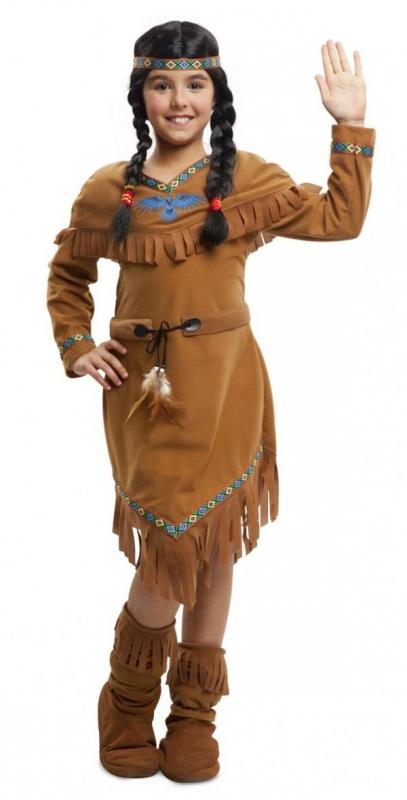 Kostýmy - Dětský kostým Indiánka