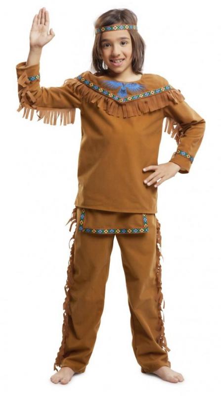 Kostýmy - Dětský kostým Indián