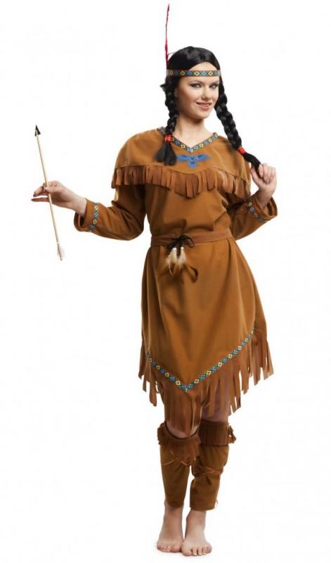 Kostýmy - Kostým Indiánka