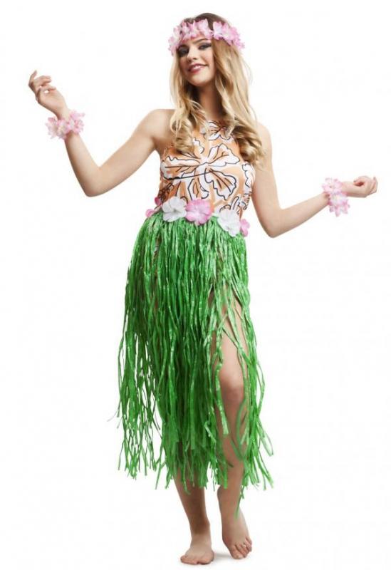 Havajská párty - Kostým Havajská dívka