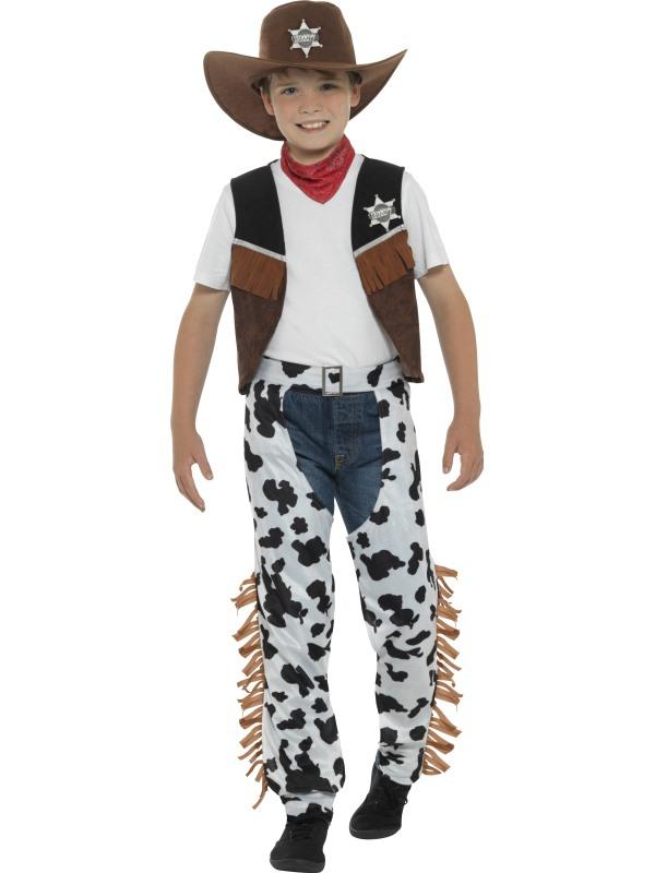 Kovbojové - Dětský kostým Kovboj I