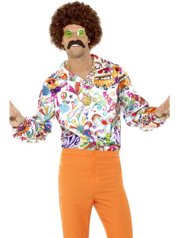 Hippie - Pánská košile Hippie