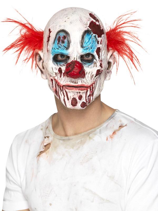 Masky - Maska Zombie klaun i