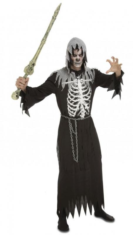 Halloween, strašidelné kostýmy - Kostým Vykonavatel