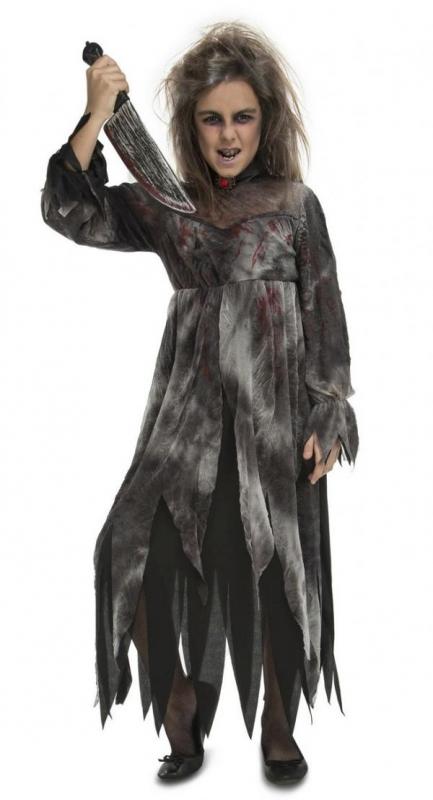 Halloween, strašidelné kostýmy - Dětský kostým Psycho