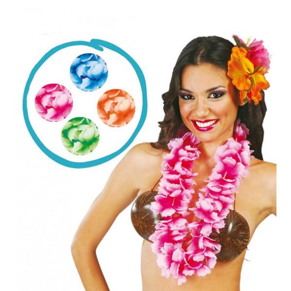 Havajská párty - havajský věnec